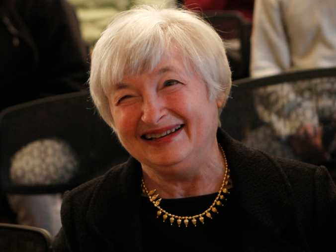 Janet Yellen, Chair of the Federal Reserve