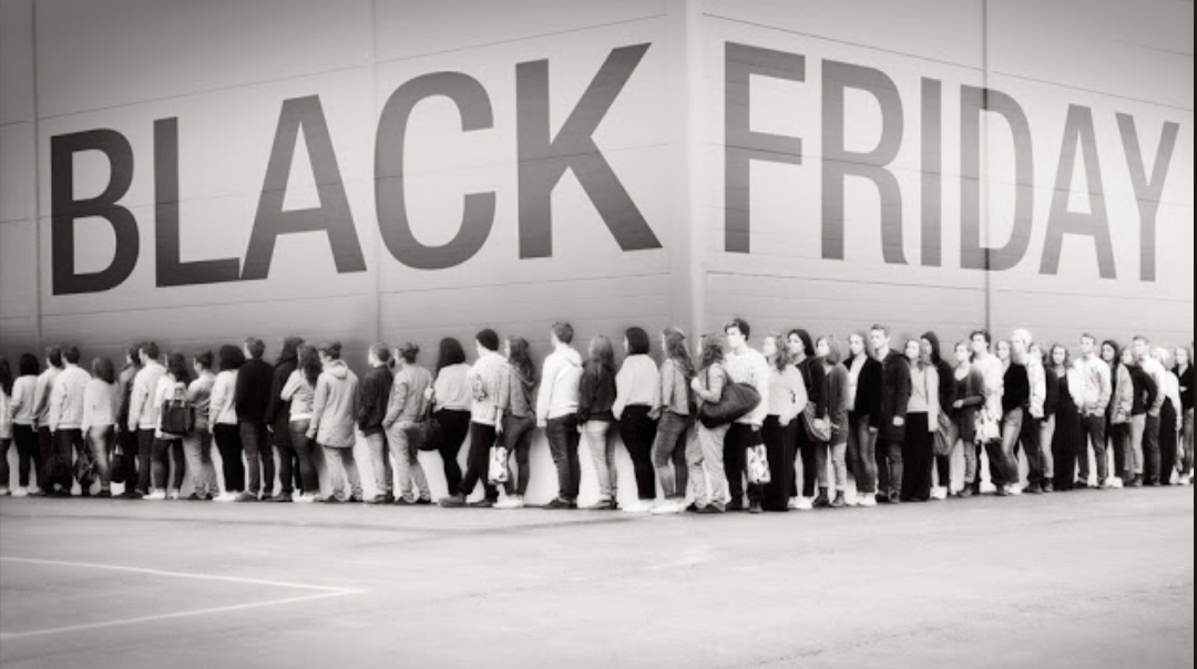 Black Friday e shopping