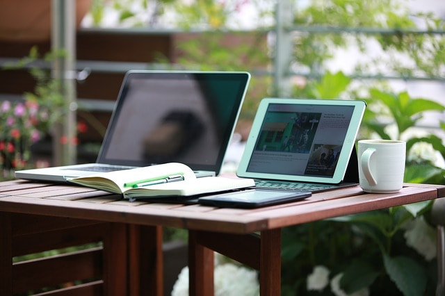 Notebook, Freelance, Lavoro