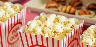 Cinema, business e pop corn