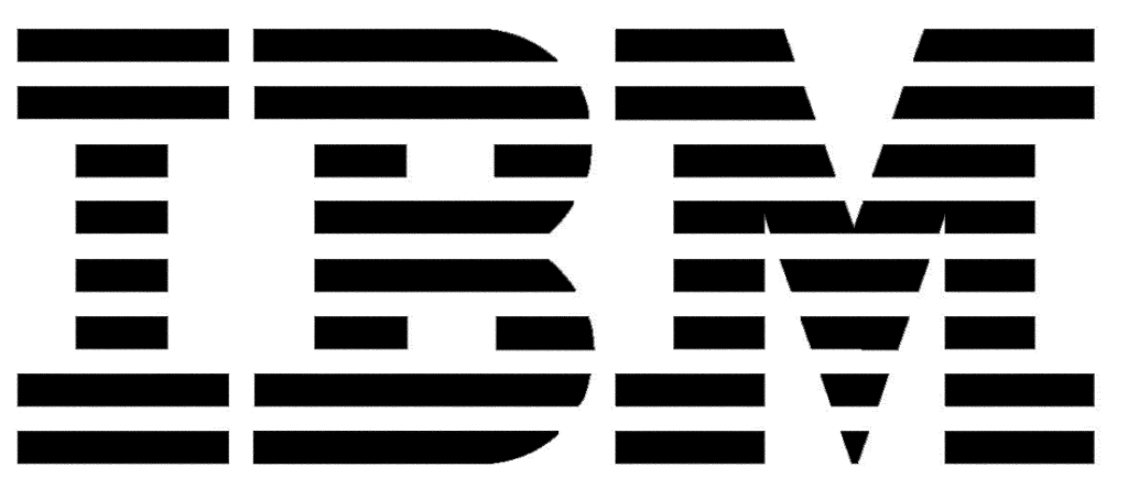 Fig. 2 Logo Ibm del 1962