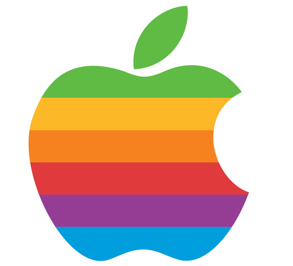 Fig. 3 Logo Apple del 1977