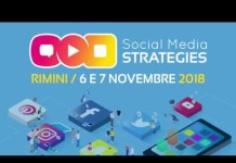 Social Media Strategies, l'evento per i professionisti del social media marketing, Rimini 6 e 7 novembre 2018