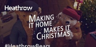 "Aeroporto di Heathrow: ""Making it home makes it Christmas"" - spot, pubblicità, natale"