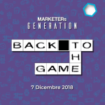 Back to the game: l'evento del MARKETERs Club che accosta il marketing al mercato del gaming!