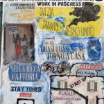 La Copertina d'Artista – Work in Progress