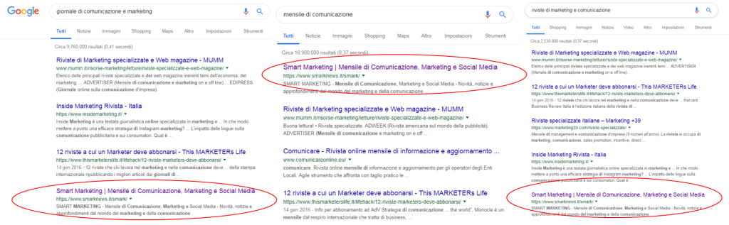 Smart Marketing, smarknews, mensile, rivista, giornale, notizie, marketing, comunicazione, social media