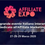 Affiliate EXPO 2020: l'evento sull'affiliate marketing.
