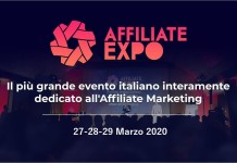 Affiliate EXPO 2020, il più grande evento italiano interamente dedicato all'affiliate marketing