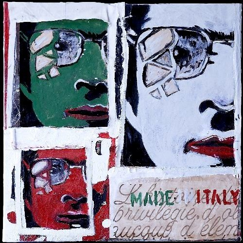 Made in italy, 2015.