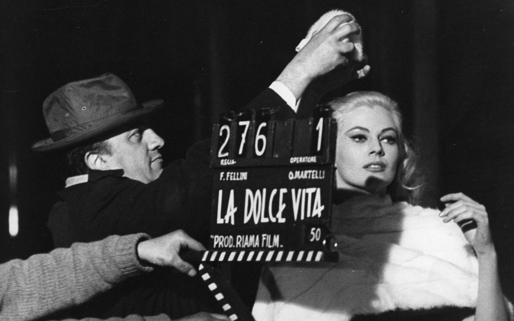 CINEMA FELLINI FEDERICO