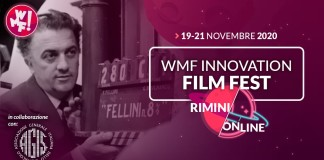 WMF Innovation Film Fest: aperte due call per cortometraggi e sceneggiature innovativi