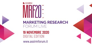 Marketing Research Forum Live: ASSIRM porta sul palco l'esperienza internazionale
