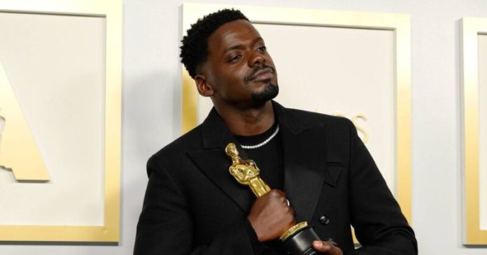 Daniel Kaluuya, Oscar Miglior Attore non protagonista per il film Judas and the Black Messiah.