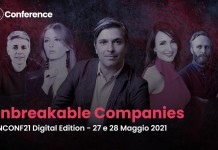 N-Conference: l'evento sulle Unbreakable Companies Italiane